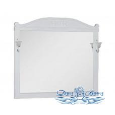 Зеркало Demax Неаполь 120 (белый) без светильников