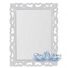 Зеркало Demax Престиж NEW 75 белый