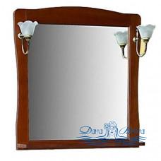 Зеркало Два Водолея Равелло 85 со светильниками