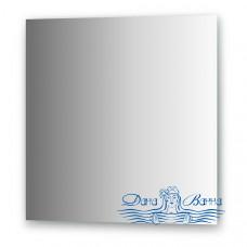 Зеркало Evoform Comfort (BY 0915) (с фацетом) (70 см)