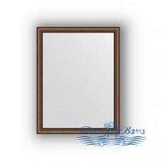 Зеркало Evoform Definite (BY 1324) (35 см) (орех)