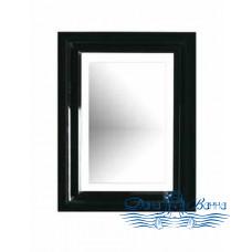 Зеркало Galassia Ethos (8483NE) черный глянец с подсветкой