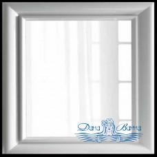 Зеркало Galassia Ethos (8487) белый глянец