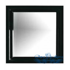 Зеркало Galassia Ethos (8487NE) черный глянец