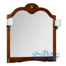 Зеркало Iside Dafne 100 орех без светильников