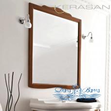 Зеркало Kerasan Retro (734540 noce) (92 см) (без светильников)