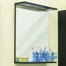 Зеркало Sanflor Марсель 60 (венге)