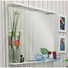 Зеркало Sanflor Рио 120 (белый)