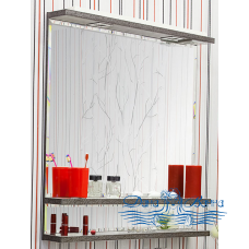 Зеркало Sanflor Румба 120 (венге/серебро)