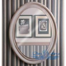 Зеркало Simas Lante (LAS1 tortora) (90х62) тортора глянцевый