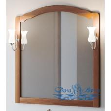 Зеркало Smile Империал 80 (светлый орех)