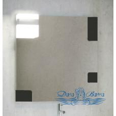 Зеркало Smile Санторини 80 (серый)