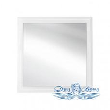 Зеркало Style Line Лотос (80 см) (белый)