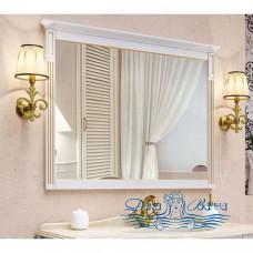Зеркало Timo Aura 1000 (белый с золотом)