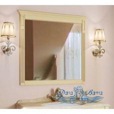 Зеркало Timo Aura 800 (ваниль с золотом)