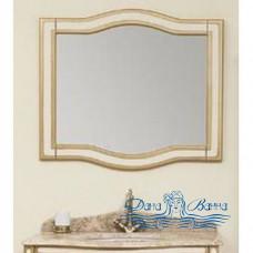 Зеркало Timo Ellen 900 (слоновая кость с золотом)