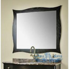 Зеркало Timo Vilma 1100 (чёрный с золотом)