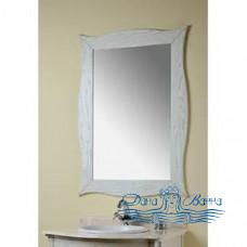Зеркало Timo Vilma 700 (кремово-белый с серебром)