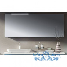 Зеркало Verona Ampio (AM702.A140) (140 см) (с 2-мя светильниками)